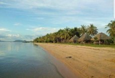 Angkol Beach, Kep Province is being designated as a beautiful tourist beach