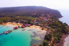 Five potential areas in Kep province are attracting tourists