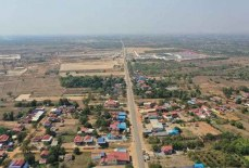 Udong district is the core location of real estate development of Kampong Speu province