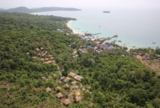 Koh Rong Samloem will have electricity in the near future